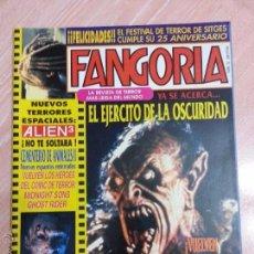 Cine: REVISTA FANGORIA NÚMERO 12 - PRIMERA ÉPOCA - OCTUBRE 1992 - EDICIONES ZINCO. Lote 52471971