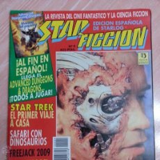 Cine: REVISTA STAR FICCIÓN - NÚMERO 9 - ABRIL 1992 - EDICIONES ZINCO. Lote 52471999