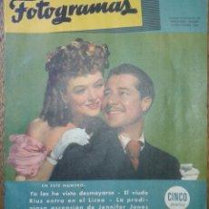 Cine: FOTOGRAMAS Nº 1, 15 NOVIEMBRE 1946. FACSIMIL 50 ANIVERSARIO. Lote 57957931