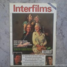 Cine: REVISTA INTERFILMS. Nº 42. MARZO 1992.. Lote 58094228