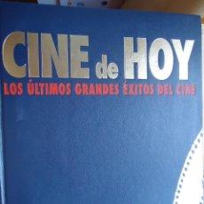 Cine: LIBRO CINE DE HOY. LOS ÚLTIMOS GRANDES ÉXITOS DEL CINE, 1987 AL 1991. VER DATOS.. Lote 58173805