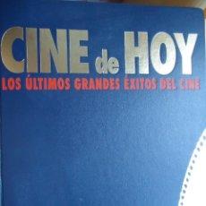 Cine: LIBRO CINE DE HOY, LOS ÚLTIMOS GRANDES ÉXITOS DEL CINE.1992 AL 1996. VER TODOS LOS DATOS.. Lote 58177392