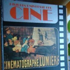 Cine: LIBRO HISTORIA UNIVERSAL DEL CINE VOLUMEN. 1- CON CIENTOS DE FOTOS VER DATOS.. Lote 58179306