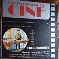 Cine: LIBRO HISTORIA UNIVERSAL DEL CINE. VOLUMEN 17. VER DATOS. . Lote 58179503