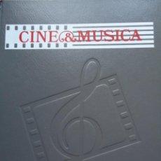Cine: LIBRO CINE Y MÚSICA. VOLUMEN. 2. PELÍCULAS MÍTICAS Y MUSICALES. VER DATOS.. Lote 58182104