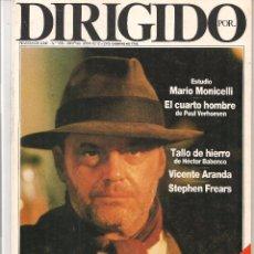Cinema - REVISTA DE CINE. DIRIGIDO POR. Nº 158. 1972. (Z9) - 58224139