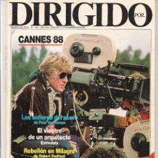 Cinema - REVISTA DE CINE. DIRIGIDO POR. Nº 159. 1972. (Z9) - 58224148
