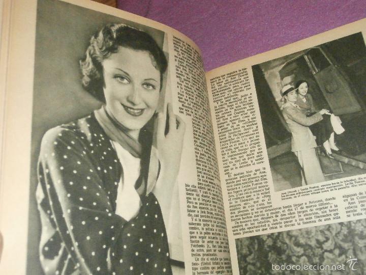 Cine: FILMS SELECTOS - Tomo encuadernado - DVERSOS NÚMEROS AÑOS 1942 Y 1943 - - Foto 5 - 58416431