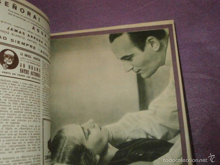 Cine: FILMS SELECTOS - Tomo encuadernado - DVERSOS NÚMEROS AÑOS 1942 Y 1943 - - Foto 7 - 58416431