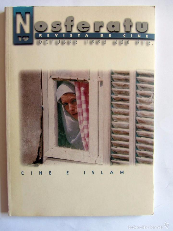 REVISTA DE CINE NOSFERATU NUMERO 19 OCTUBRE 1995 CINE E ISLAM (Cine - Revistas - Otros)