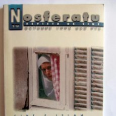 Cine: REVISTA DE CINE NOSFERATU NUMERO 19 OCTUBRE 1995 CINE E ISLAM. Lote 58513384