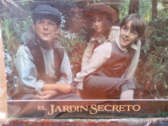 el jardin secreto 12 carteles de la pelicula - Comprar ...