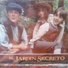 Cine: EL JARDIN SECRETO 12 CARTELES DE LA PELICULA . Lote 58568891