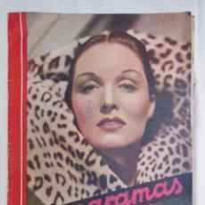 Kino - CINEGRAMAS. Revista Semanal. Año III, Núm 70, 12 Enero 1936 - 58600473