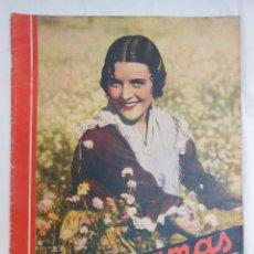 Cinéma: CINEGRAMAS. REVISTA SEMANAL. AÑO III, NÚM 81, 29 MARZO 1936. Lote 58602874