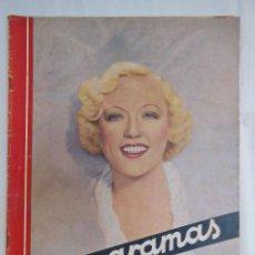 Cine: CINEGRAMAS. REVISTA SEMANAL. AÑO III, NÚM 72, 26 ENERO 1936. Lote 58604089