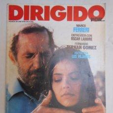 Cine: DIRIGIDO POR…REVISTA DE CINE. Nº 93, MAYO 1982. Lote 58611005