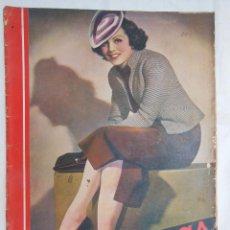 Cine: CINEGRAMAS. REVISTA SEMANAL. AÑO III, NÚM 83, 12 ABRIL 1936. Lote 58632650