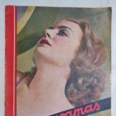Cine: CINEGRAMAS. REVISTA SEMANAL. AÑO II, NÚM 54, 22 SEPTIEMBRE 1935. Lote 58633319