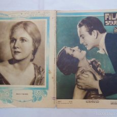 Cine: FILMS SELECTOS. AÑO II, Nº 60, 5 DICIEMBRE 1931. Lote 58638648