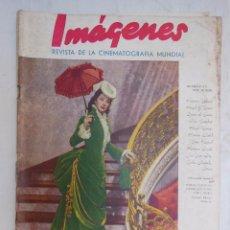 Cine: IMÁGENES. REVISTA DE LA CINEMATOGRAFÍA MUNDIAL. NÚM 5, NOVIEMBRE 1945. Lote 58639737