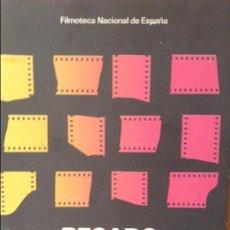 Cine: PESARO. FILMOTECA NACIONAL DE ESPAÑA. MARZO 1977. Lote 58651721