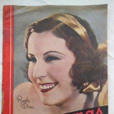 Cine: CINEGRAMAS. REVISTA SEMANAL. AÑO I, NÚM 8, 4 NOVIEMBRE 1934. Lote 58688451