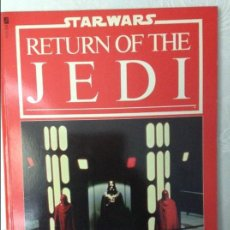 Cine: STAR WARS - RETURN OF THE JEDI - THE STORYBOOK BASED ON THE FILM. Lote 58688891