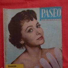 Cine: PASEO, OLIVIA DE HAVILLAND, SEMINARIO DE INFORMACIÓN Nº 38, NOVIEMBRE 1956. Lote 59913175
