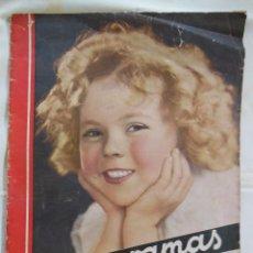 CINEGRAMAS. Revista Semanal. Año II, Núm 43, 7 Julio 1935