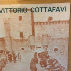 Cine: VITTORIO COTTAFAVI - FILMOTECA NACIONAL DE ESPAÑA NOVIEMBRE 1980 -. Lote 60380895