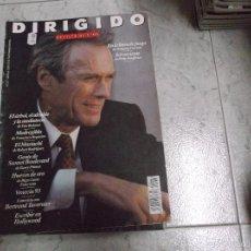 Cinema: DIRIGIDO POR... Nº 217: MADREGILDA. EL MARIACHI. VENECIA 93. HUEVOS DE ORO.BERTRAND TAVERNIER. GENTE. Lote 219272385