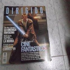 Cinema: EXTRA DIRIGIDO POR... Nº 280: ESPECIAL CINE FANTASTICO. LA MOMIA. CANNES 99. STAR WARS, EDPISODIO I. Lote 266715223