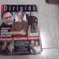 Cinema: DIRIGIDO POR... Nº 342: ESPECIAL ESTUDIOS INDEPENDIENTES DE HOLLYWOOD. VERA DRAKE. ZHANG YIMOU. MIKE. Lote 266724148