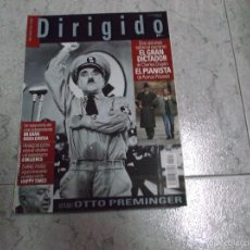 Cine: DIRIGIDO POR... Nº 317: ESTUDIO OTTO PREMINGER. EL GRAN DICTADOR. EL PIANISTA. MI GRAN BODA GRIEGA.. Lote 221869773
