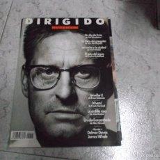 Cinema: DIRIGIDO POR... Nº 213: DOSSIER DELMER DAVES Y JAMES WHALE. UN DIA DE FURIA. LA ARDILLA ROJA. VIVEN.. Lote 219271143