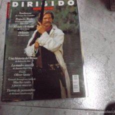 Cinema: DIRIGIDO POR... Nº 221: ESTUDIO OLIVER STONE. TOMBSTONE. PEQUEÑO BUDA. EL CIELO Y LA TIERRA. TIERRAS. Lote 267885399