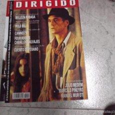 Cine: DIRIGIDO POR... Nº 247: JULIO MEDEM. MARCELO PIÑEYRO. MANUEL MUR OTI. BELLEZA ROBADA. WILD BILL.. Lote 103361464