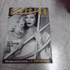 Cinema: DIRIGIDO POR... Nº 261: CINE NEGRO. LOLITA. LA TENIENTE O'NEILL. CARNE TREMULA. PERDITA DURANGO. COP. Lote 219275086