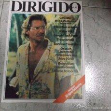 Cine: DIRIGIDO POR... Nº 144: LA COMEDIA NORTEAMERICANA AÑOS 50/60. MARCO BELLOCCHIO. COSTA-GAVRAS. TRAS E. Lote 97573404