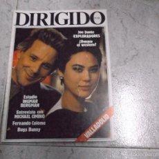 Cine: DIRIGIDO POR... Nº 132: INGMAR BERGMAN. MICHAEL CIMINO. FERNANDO COLOMO.BUGS BUNNY. JOE DANTE. . Lote 134007569