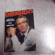 Cine: DIRIGIDO POR... Nº 101: SIDNEY POLLACK. GEORGE CUKOR. DOUGLAS SIRK. DOSSIER HOLLYWOOD, LAS GRANDES P. Lote 174444468