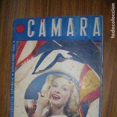 Cine: REVISTA CAMARA LUCHY SOTO AÑO 1943 . Lote 61568744
