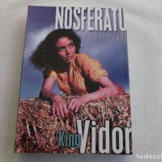 Cine: NOSFERATU Nº 31. REVISTA DE CINE. KING VIDOR. OCTUBRE 1999. Lote 134016266