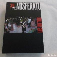 Cine: NOSFERATU Nº 39: LARS VON TRIER. REVISTA DE CINE. ENERO 2002. Lote 134017074