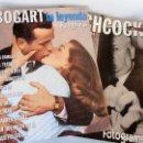Cine: 2 FOTOGRAMAS HITCHCOOK Y BOGART. ESPECIALES. COMO NUEVOS #PV-R. Lote 61763660