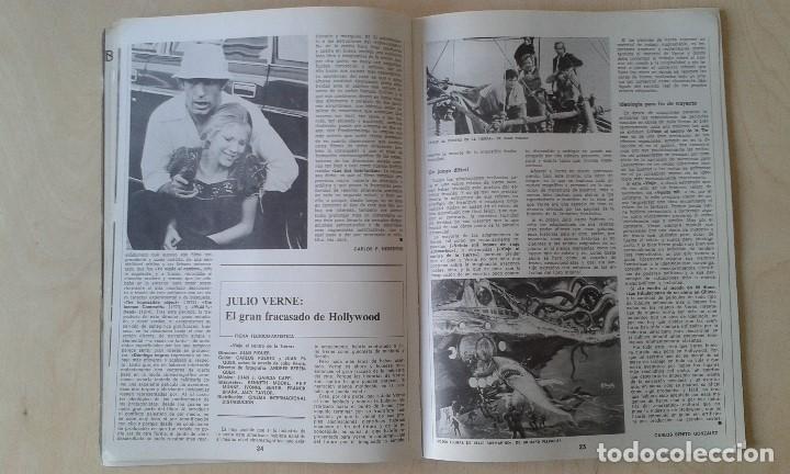 Cine: CINEMA 2002, nº 32 - Octubre 1977 - Cine y Psicoanálisis, Carlos Velo, Gijón 77, Mariám... - Foto 6 - 62364176