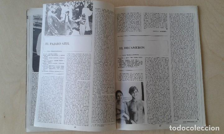 Cine: CINEMA 2002, nº 32 - Octubre 1977 - Cine y Psicoanálisis, Carlos Velo, Gijón 77, Mariám... - Foto 7 - 62364176