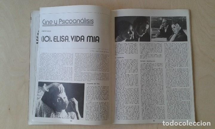 Cine: CINEMA 2002, nº 32 - Octubre 1977 - Cine y Psicoanálisis, Carlos Velo, Gijón 77, Mariám... - Foto 11 - 62364176