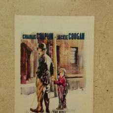 Cine: REPRODUCCION 10*15 - EL CHICO - CHARLES CHAPLIN - CHARLOT. Lote 195058697